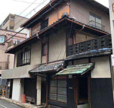 四条商圈附近大型百年京町屋旅馆796万RMB